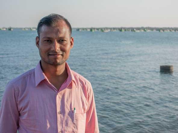 Guia en Varanasi, Pintu Biki