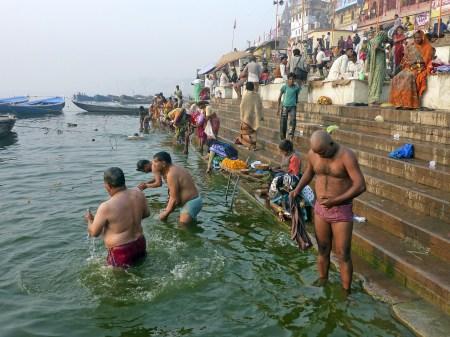Varanasi Ghats - Guia en Varanasi, Pintu