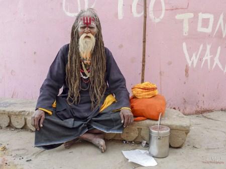 Guia en Varanasi: Shadu en Varanasi